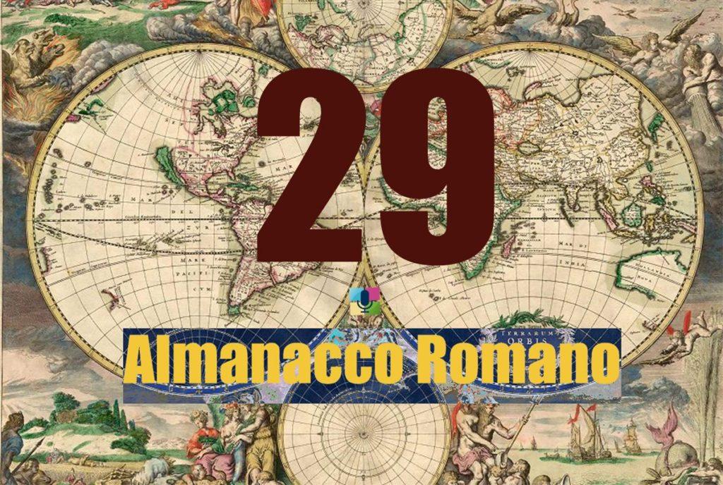 29 Almanacco Romano - radiopiu.eu