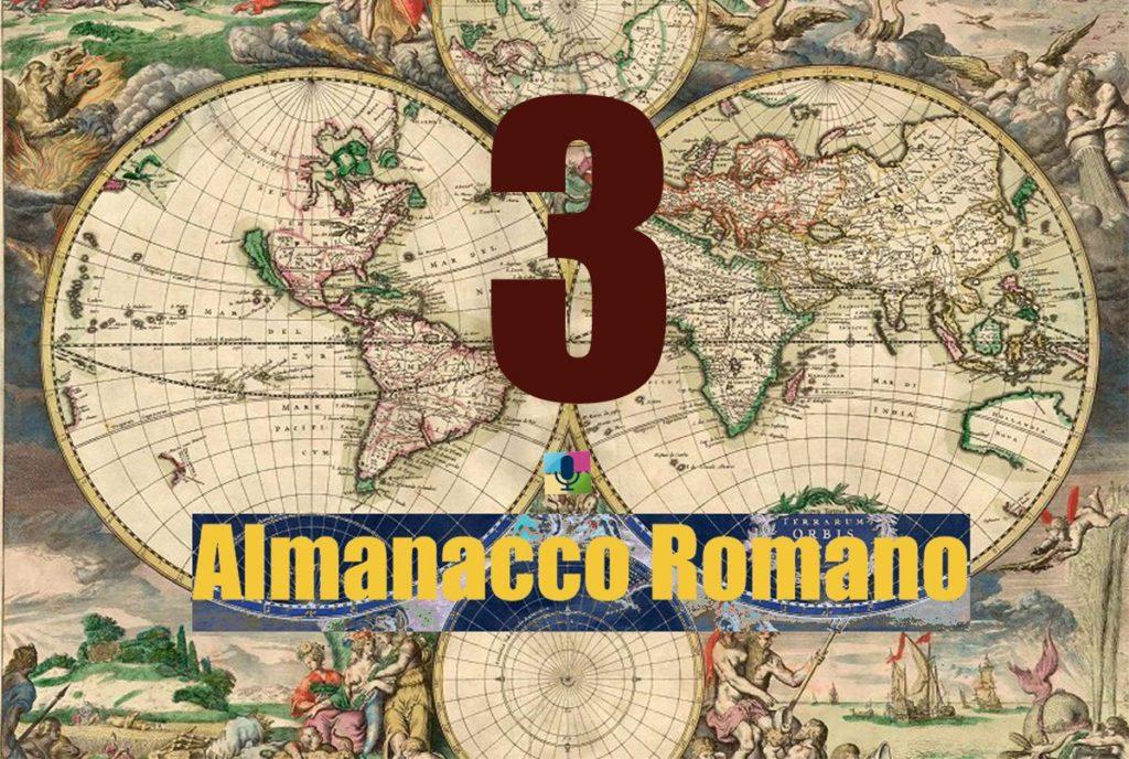 3 Almanacco Romano