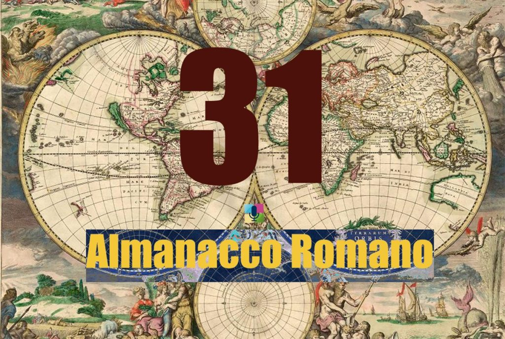 31 Almanacco Romano - radiopiu.eu