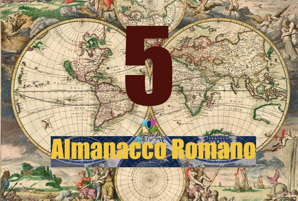 5 Almanacco Romano