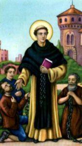 San Leonardo di Noblac 169x300 - Almanacco Romano - Accadde oggi 6 novembre