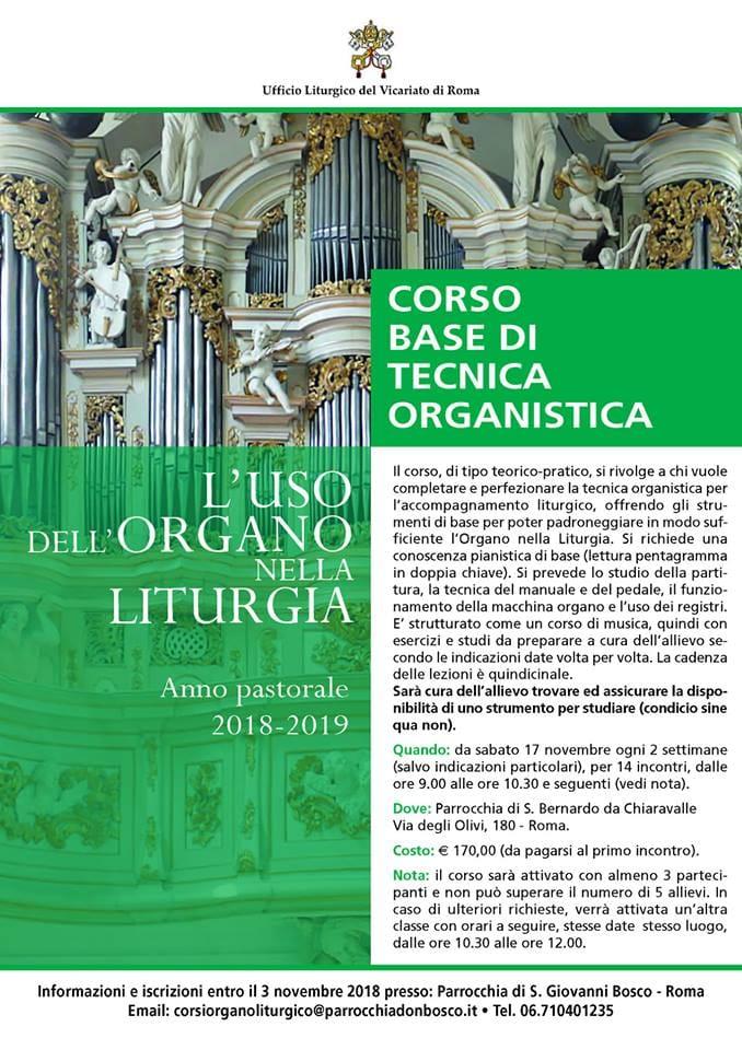 """e0788875 e544 4d4d 871d 0beef6391259 - Organo liturgico: i nuovi corsi. Maestro Capitani: """"Così si scopre la bellezza"""""""