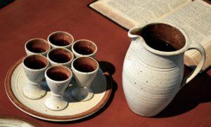 last supper 655691 960 720 300x181 - La vite e i tralci: il vino nella Bibbia, nella storia e nell'arte