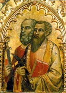 santi simone e giuda 214x300 - Almanacco Romano - Accadde oggi 28 ottobre