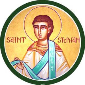 santo stefano 300x300 - Almanacco Romano - Accadde oggi 26 dicembre