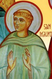 SanMauroAbate 200x300 - Almanacco Romano - Accadde oggi 15 gennaio