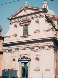 SantaMariaaiMonti 225x300 - La Madonna pellegrina di Fatima a Santa Maria ai Monti