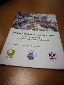 """StopGo 1 225x300 - Violenza sulle donne. Alla Regina Apostolorum il convegno """"Stop&Go. Ferma la violenza e riparti"""""""