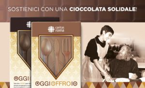 """cioccolate solidali 300x182 - Cioccolate solidali, Caritas: un """"dolce"""" pensiero per i poveri di Roma"""