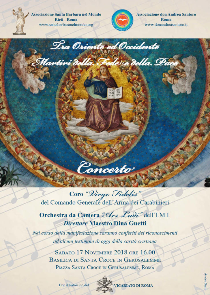 Don Andrea Santoro, concerto e preghiera: gli eventi per ricordarlo 1