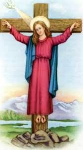 santa liberata 166x300 - Almanacco Romano - Accadde oggi 18 gennaio