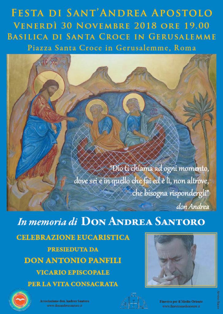santandrea 728x1024 - Don Andrea Santoro, concerto e preghiera: gli eventi per ricordarlo