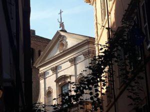 santeustachio 300x225 - Clochard Roma, pranzo nei ristoranti del centro per la Giornata dei Poveri