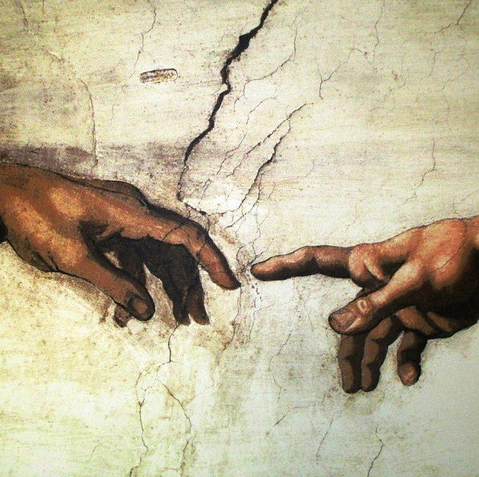 Combattere con Dio per la vita