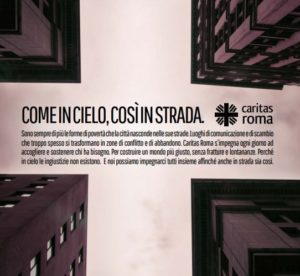"""caritas roma 300x276 - Caritas Roma, """"Come in cielo così in strada"""": al via il Piano Freddo"""