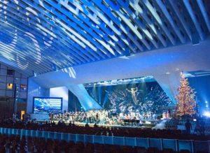 Concerto di Natale in Vaticano, sul palco anche le Dolci Note 1
