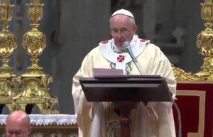 mese missionario straordinario, papa francesco