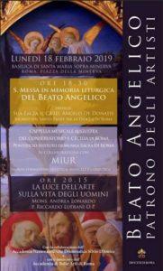 Quarto appuntamento per Roma by Night dedicato al Beato Angelico 1