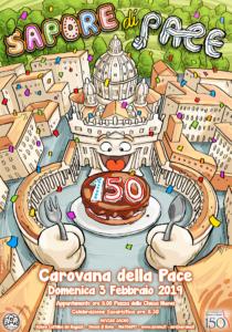 """manifestocdp19 210x300 - Acr Roma da Papa Francesco: """"La pace è come il sale"""""""