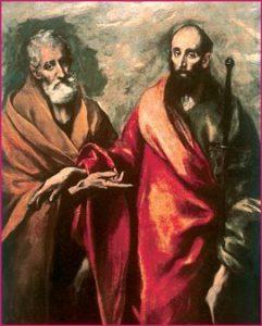 almanacco romano, santi pietro e paolo, radiopiu.eu