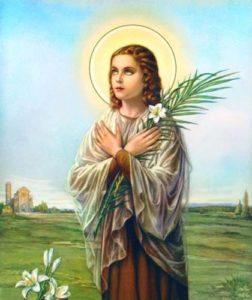 almanacco romano, santa maria goretti, radiopiu.eu