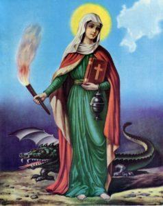 almanacco romano, santa marta