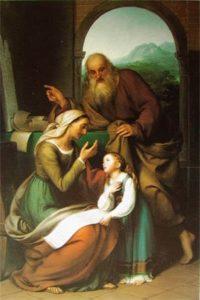 almanacco romano, santi gioacchino e anna, www.radiopiu.eu