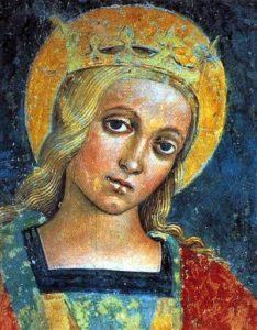 almanacco romano, santa cristina, www.radiopiu.eu