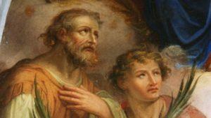 almanacco romano, santi nazario e celso
