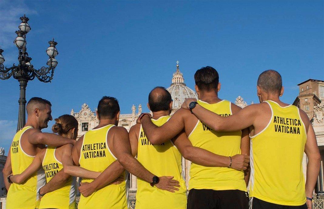Mezza Maratona Roma: anche Athletica Vaticana alla Via Pacis 1