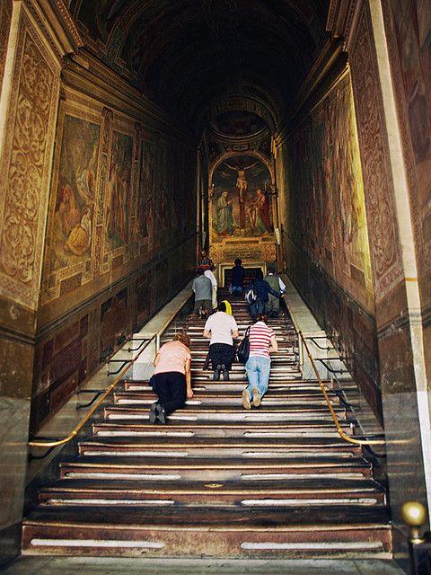 Scala Santa, riapertura fino al 9 giugno 2