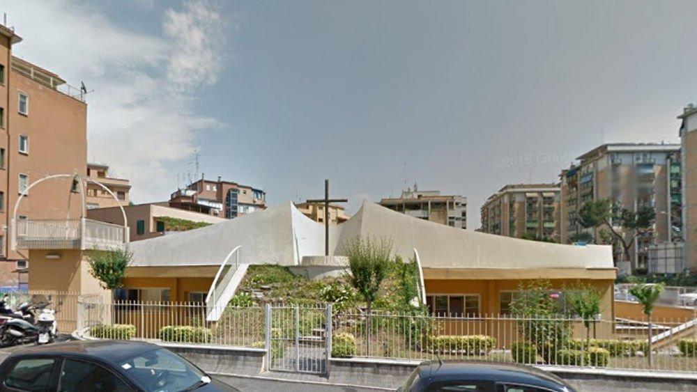 papa a san giulio, chiesa di san giulio, www.radiopiu.eu