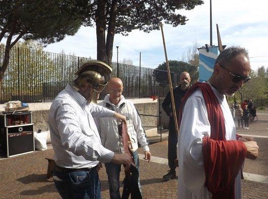 Passione Vivente a San Paolo della Croce <br>il 12 e il 14 aprile 2