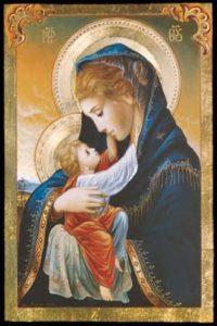 almanacco romano, santissimo nome di maria