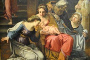 almanacco romano, natività della beata vergine