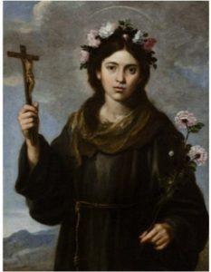 almanacco romano, santa rosa