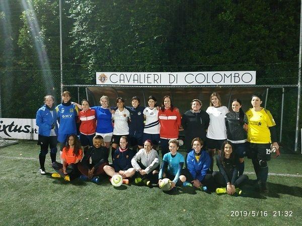 calcio femminile, vaticano