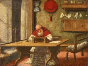 almanacco romano, san girolamo
