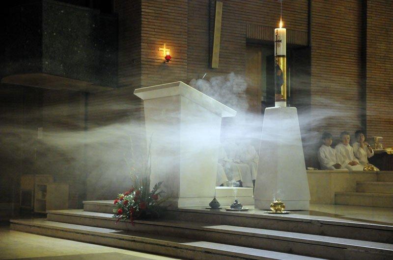 Scatta in Parrocchia, Santa Maria della Salute