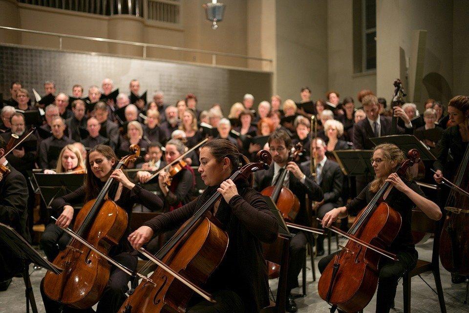 canti liturgici, cantate inni con arte