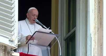 concistoro 5 ottobre, papa francesco angelus