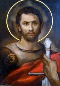 almanacco romano, san maurizio