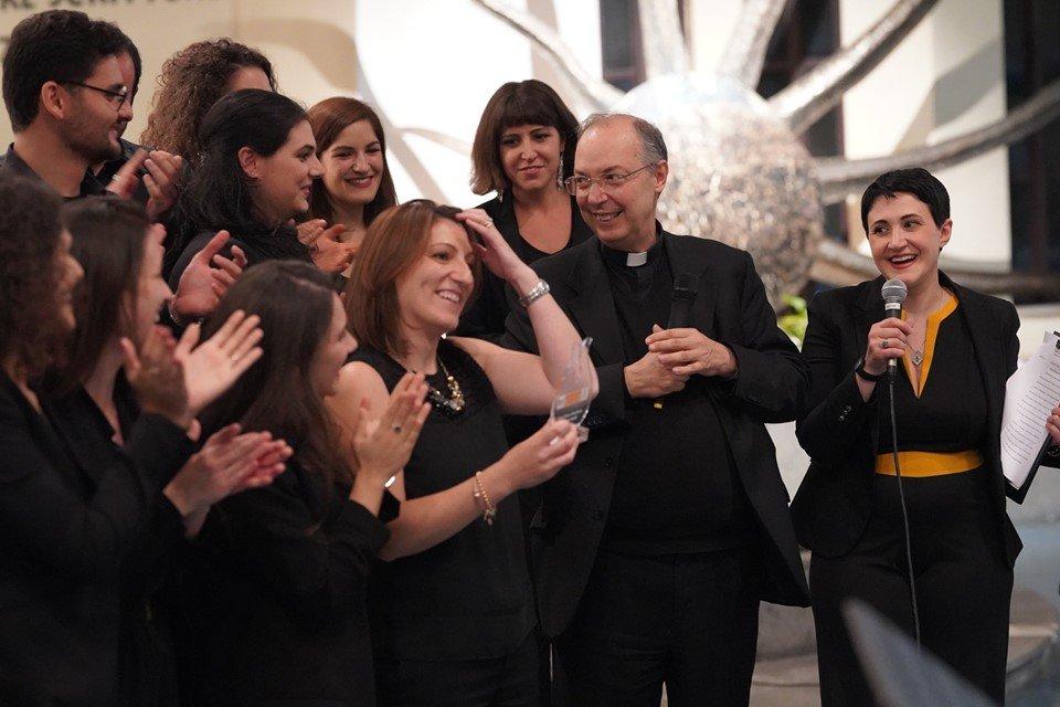 cantate inni con arte, cori parrocchiali, www.radiopiu.eu