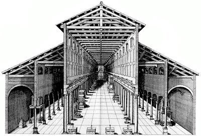 madonna dei parafrenieri, basilica costantiniana
