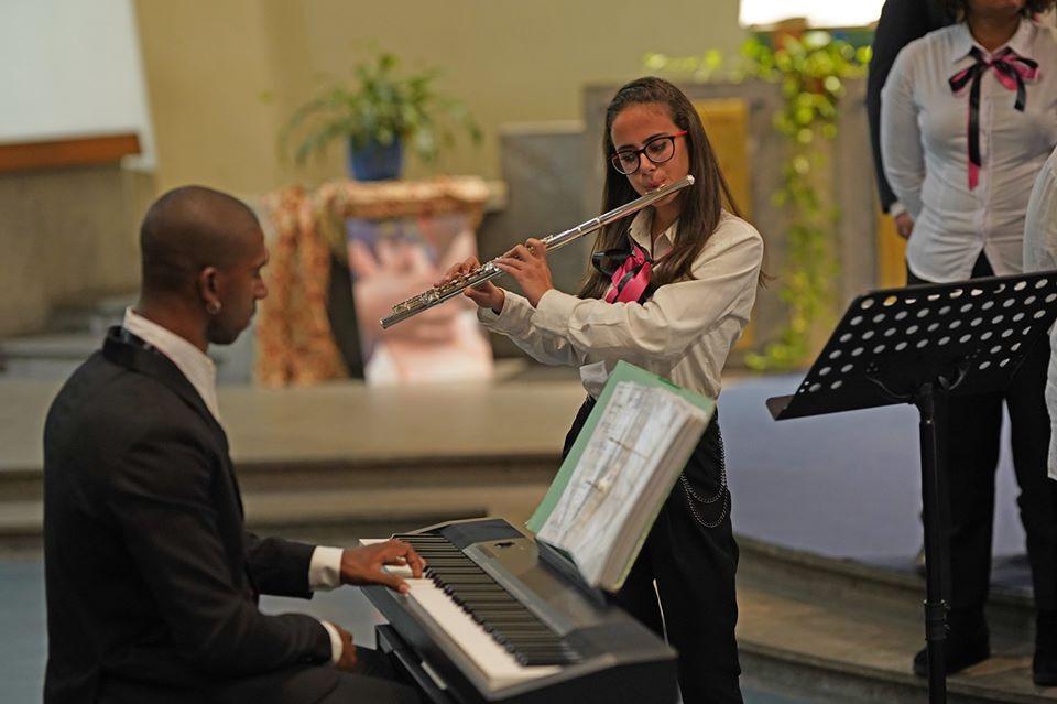 animazione liturgica, cantate inni con arte, www.radiopiu.eu