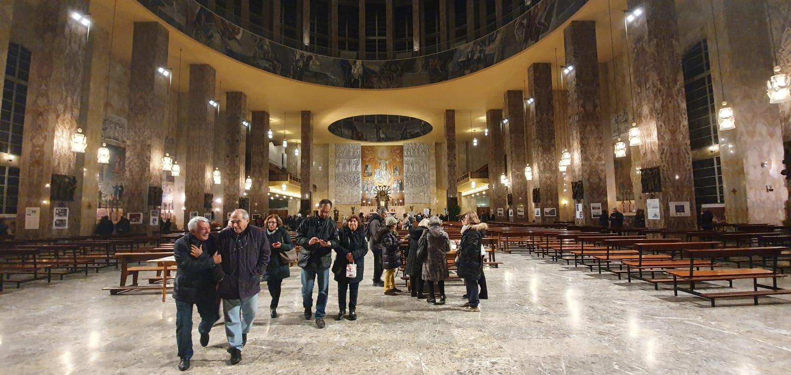 cantate inni con arte, basilica san giovanni bosco