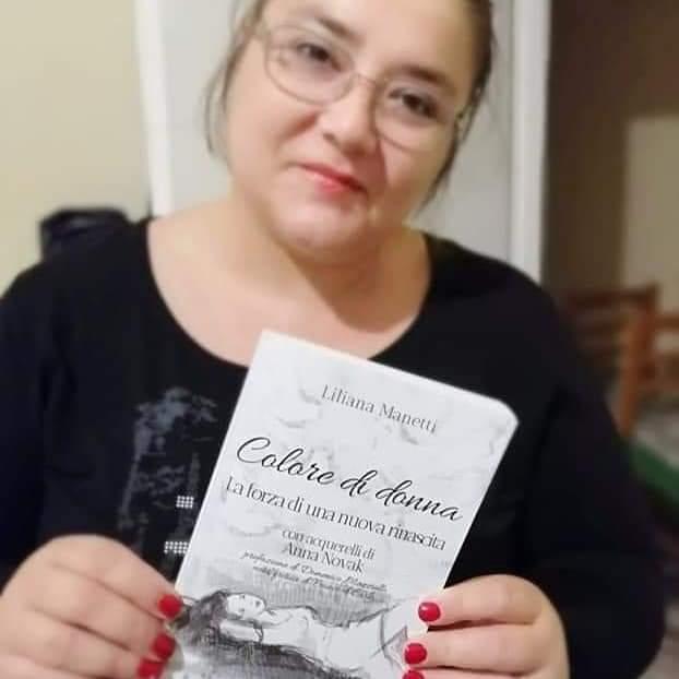 scrittrici italiane, liliana manetti