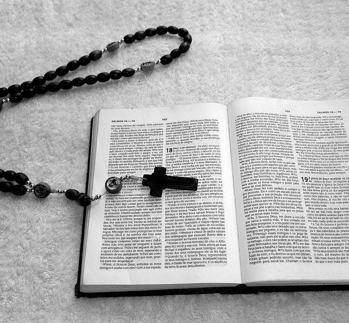 esorcismo, bibbia