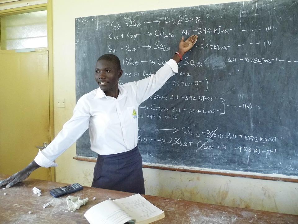 viaggio in africa, scuola africa