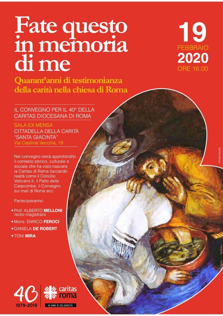 diocesi di roma, caritas